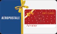 Aeropostale Gift Card Logo