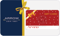 Arrow Gift Card Logo