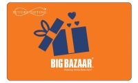 Big Bazaar Gift Card-logo