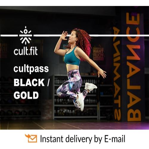 Cult.Fit E-Gift Voucher