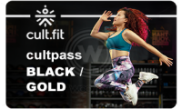 Cult.Fit E-Gift Voucher