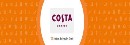 Costa Coffee E-Gift Voucher