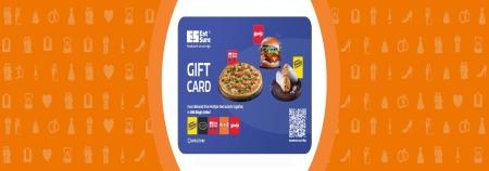 EatSure E-Gift Card-B2C