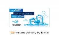 Four Fountains Spa E-Gift Card