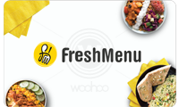 FreshMenu Gift Card Logo