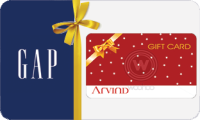 Gap Gift Card Logo