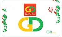 Gupta Distributors Gift Card Logo