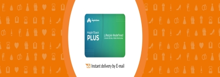 HopInTown PLUS Pack of 2 Lifestyle Membership E-Gift Card