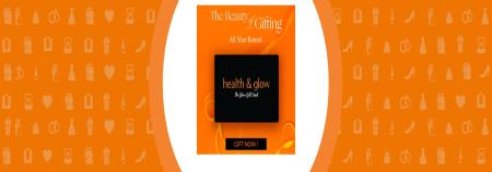 Health and Glow E-Gift Card