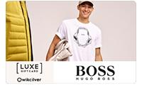 HUGO BOSS - LUXE E-GIFT CARD