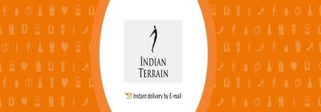 Indian Terrain E-Gift Cards