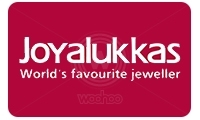 Joyalukkas Gold and Diamond E-Gift Card