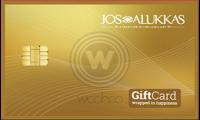 Josalukkas Coin E-Gift Card Logo