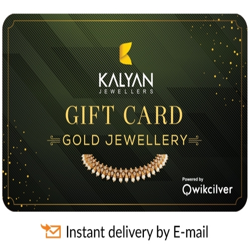 Kalyan Gold Jewellers E-Gift Card