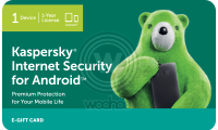 Kaspersky Internet Security for Android E-Gift Card