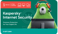 Kaspersky Internet Security E-Gift Card