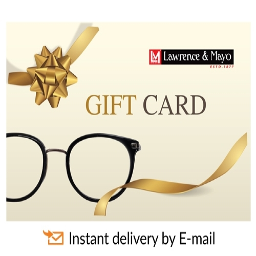 Lawrence And Mayo E-Gift Card