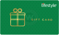 Lifestyle E-Gift Card