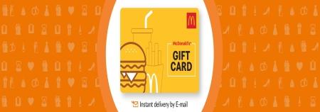 McDonalds Value Club Card-1500