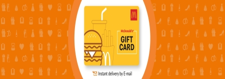 McDonalds Value Club Card-1000