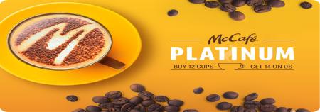 McCafe Card Platinum