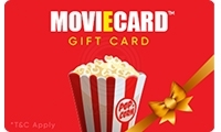 Movie Card India Gift Card Logo