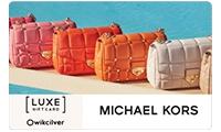 MICHAEL KORS - LUXE E-GIFT CARD