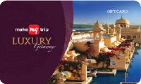 MMT Luxury Getaways Gift Card Logo