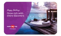 MakeMyTrip Holiday E-Gift Card-CORP