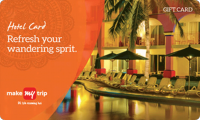 Makemytrip Hotel E-Gift Card
