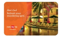 MakeMyTrip Hotel E-Gift Card-CORP