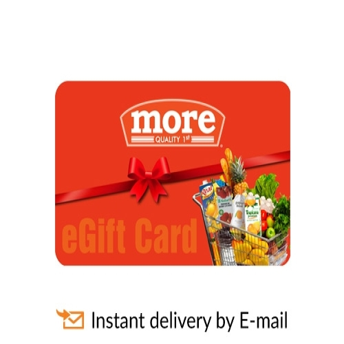 More E-Gift Card