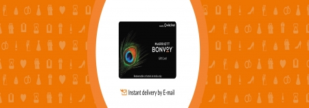 Marriott Hotels India E-Gift Card - B2C
