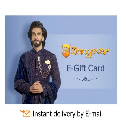 Manyavar E-Gift Card