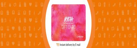Nykaa B2C E-Gift Card