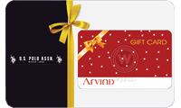 US POLO Gift Card Logo