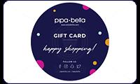 Pipabella E-Gift Card