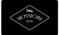 The Postcard Hotels Gift Card Logo