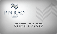 P N RAO E-Gift Card