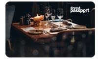 Dineout Gourmet Passport Chandigarh Gift Card Logo