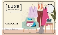 COACH - LUXE E-GIFT CARD