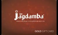 Sri Jagdamba Gold Jewellery Gift Card Logo