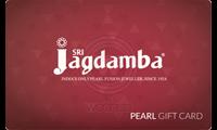 Sri Jagdamba Pearls Gift Card Logo
