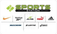 Sports Station Gift Card Logo