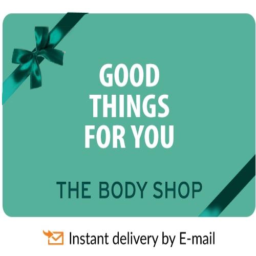 The Body Shop E-Gift Cards