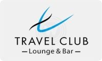 Travel Club Domestic Airport Lounge Gift Card Logo