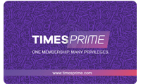 Times Prime India E-Gift Voucher