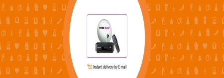 Tata Sky HD Subscription E-Gift Card