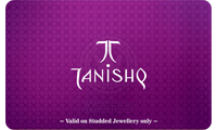 Tanishq Diamond Studded Jewellery