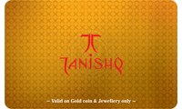 Tanishq Gold Coin E-Gift Card